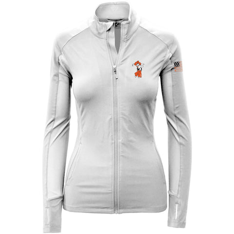 "Levelwear Ladies' ""Alyssa"" Full Zip Jacket"