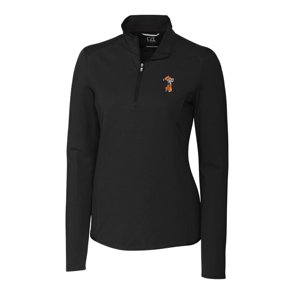 "C&B Ladies' ""Advantage 1/2 Zip Mock"""