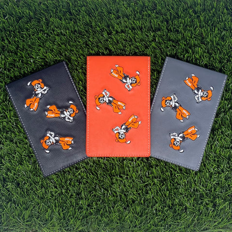 PRG Swinging Pete Yardage Book Cover
