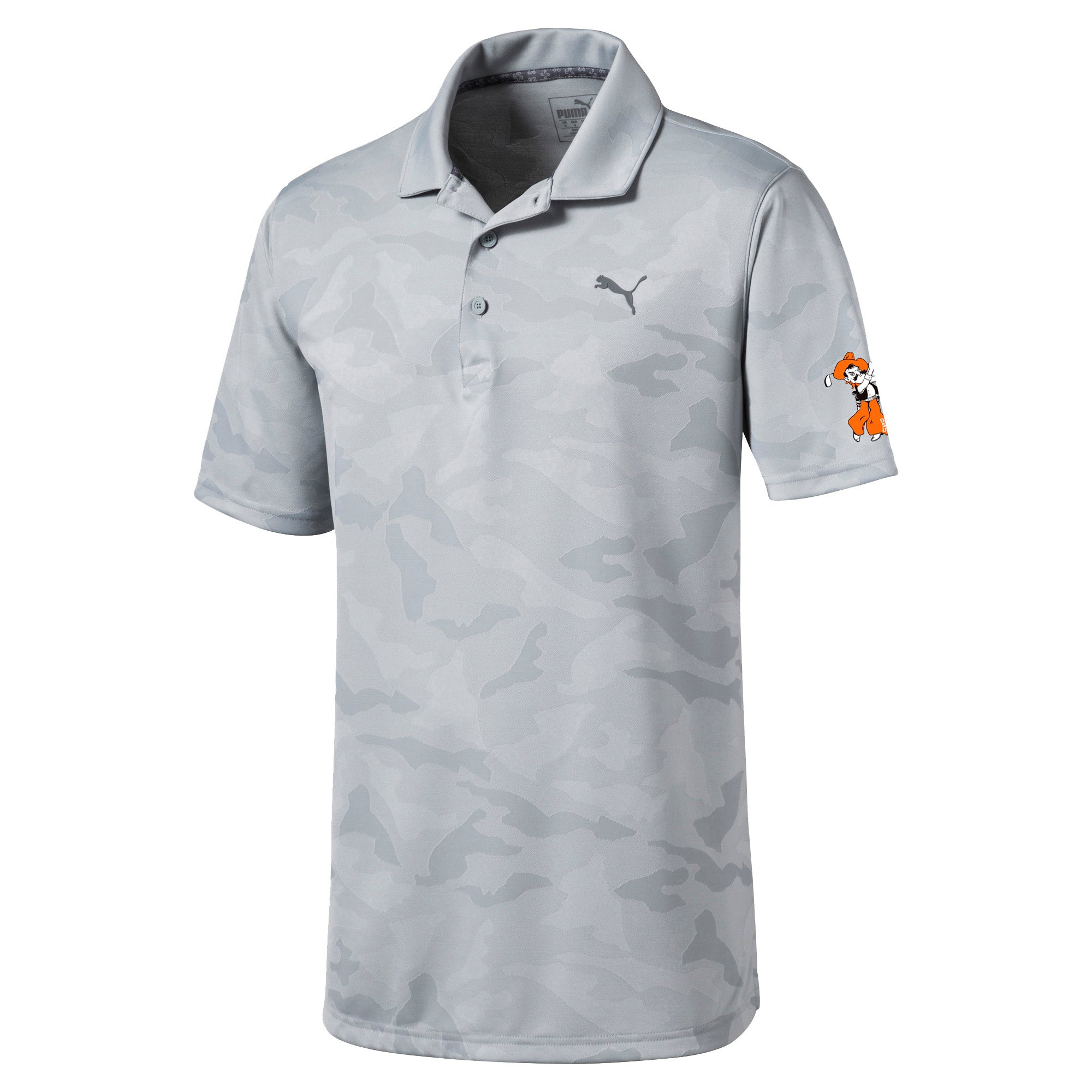 Puma Men's Alterknit Camo Polo