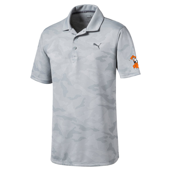 Puma Alterknit Camo Polo
