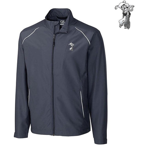 C&B Mens Beacon WeatherTec Jacket - Platinum Pete Logo
