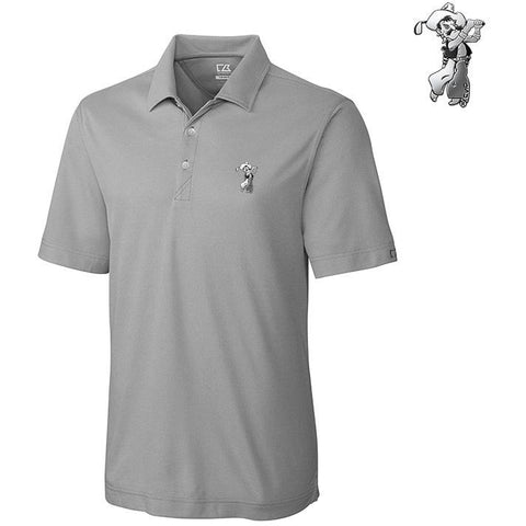 3D Platinum Pete Solid Polo
