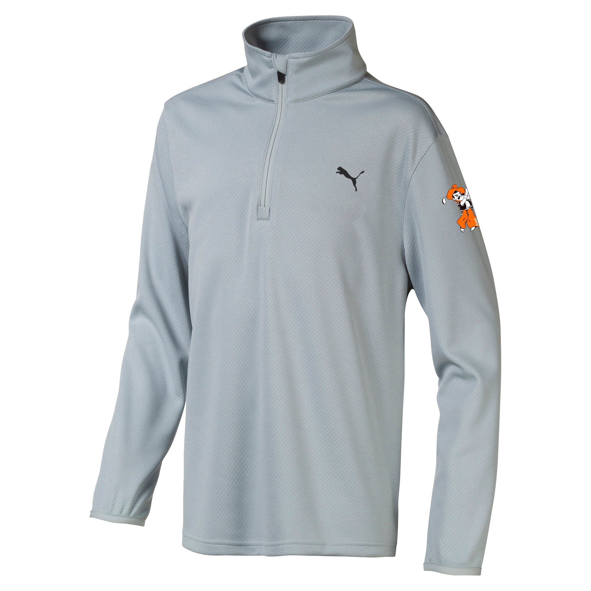 Puma Junior 1/4 Zip