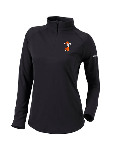 Columbia Ladies Omni-Wick Flop Shot Pullover
