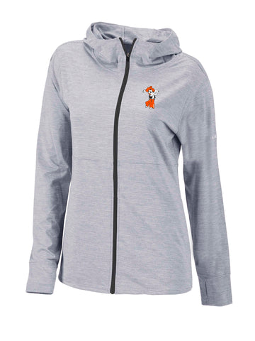 Columbia Ladies Omni-Wick Sky Full Zip
