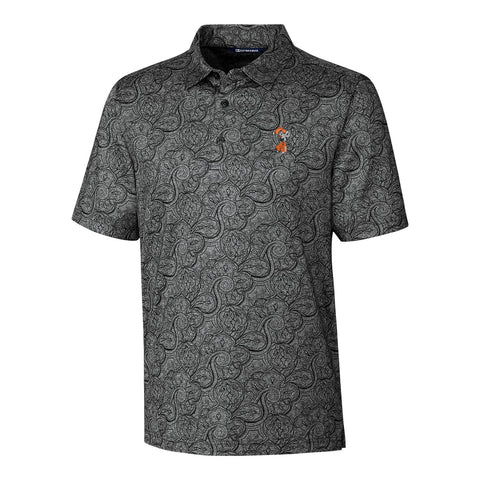 C&B Men's Forge Paisley Polo