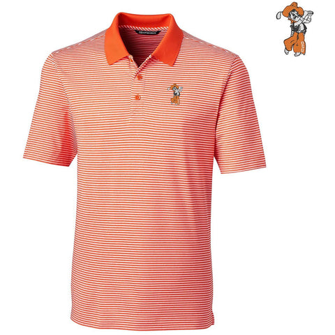 C&B Men's Forge Tonal Stripe Polo