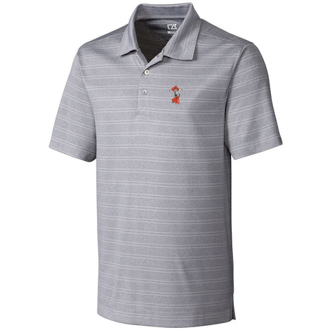 C&B Men's Interbay Melange Polo
