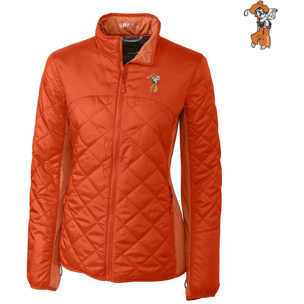 C&B Ladies Sandpoint Quilted Jacket