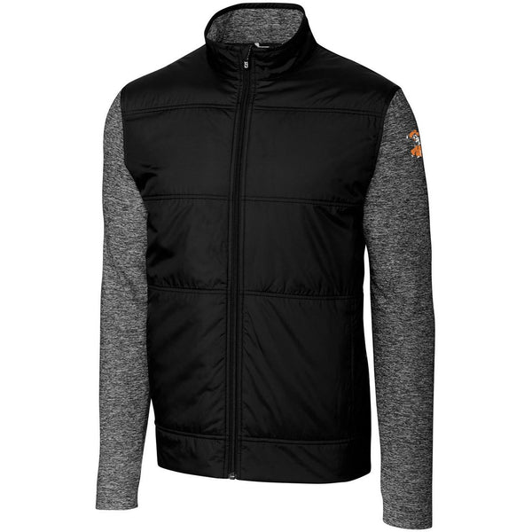"C&B Men's ""Stealth"" Full Zip Wind Knit"