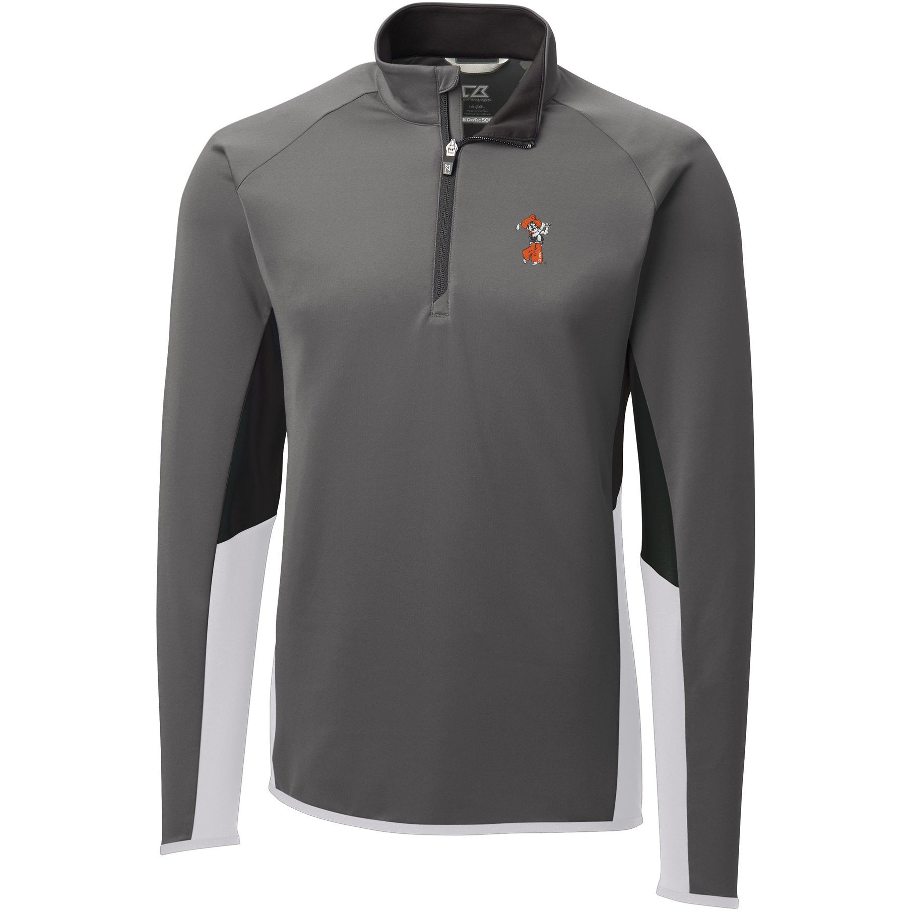 C&B Men's Traverse Colorblock 1/2 Zip Pullover