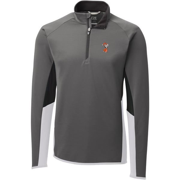 C&B Men's Traverse Colorblock 1/2 Zip