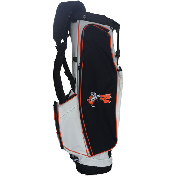 White/Black Ping 4 Series Golf Bag