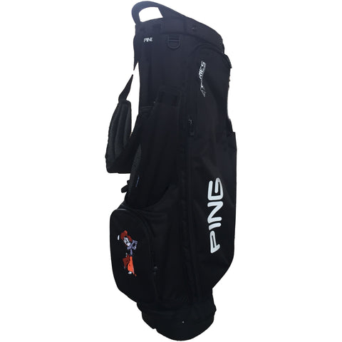 Black 4 Series Golf Bag
