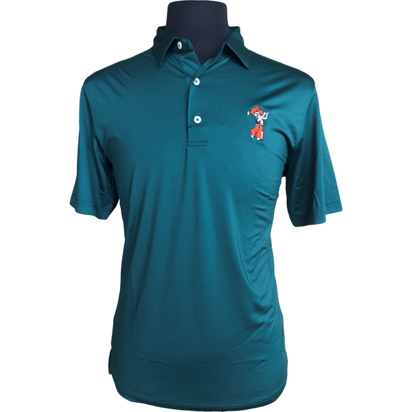Limited Edition Men's Augusta Green Polo