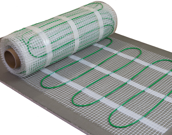 Titan Underfloor Heating Mat 200 Watt - EXTRA HEAT!!