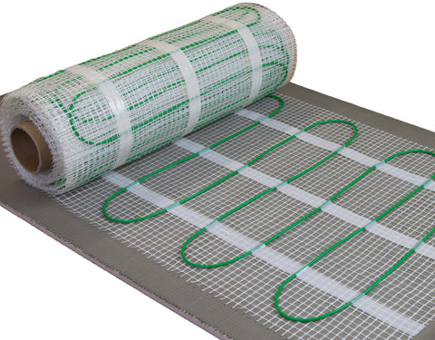 Titan Underfloor Heating Mat 160 Watt