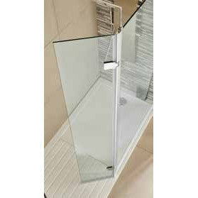 Titan Hinged Panel for Wet Room Screen 300mm