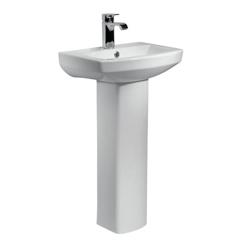 Ravenna 460mm Basin & Pedestal