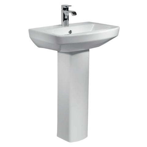 Ravenna 550mm Basin & Pedestal