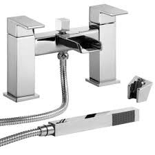 Naples Waterfall Bath Shower Mixer