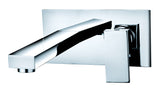 Bologna Wall Mounted Basin Mixer Tap
