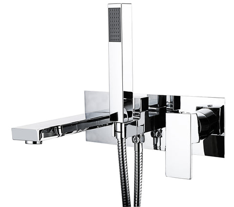 Bologna Wall Mounted Bath Shower Mixer