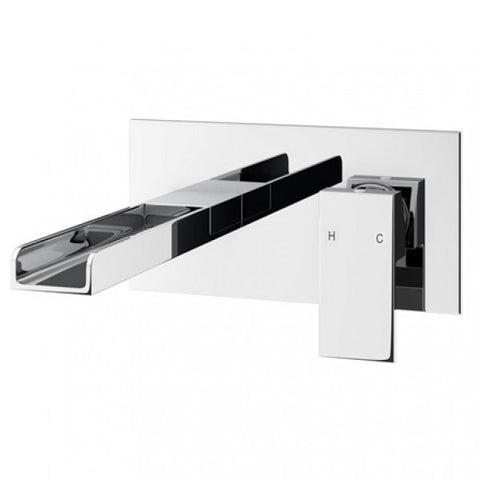 Naples Wall Mounted Bath Filler