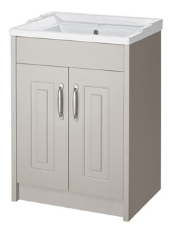 Ayton 600mm Vanity Unit & Ceramic Basin