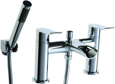 Verona Waterfall Bath Shower Mixer