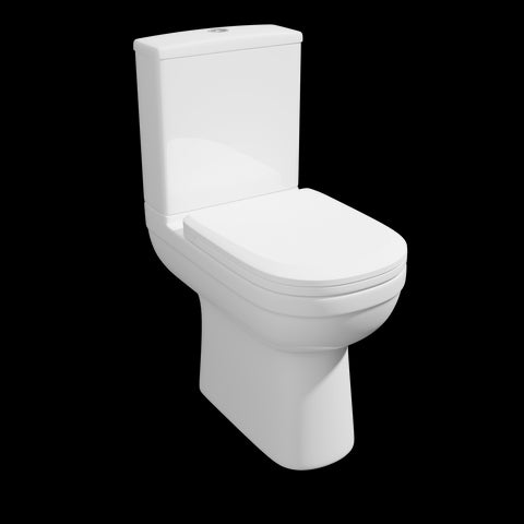 Lorca Comfort Height Toilet & Soft Closing Seat