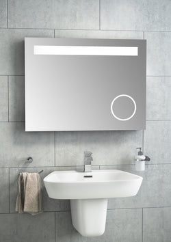 Kass Horizontal LED Illuminated Mirror