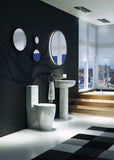 Olivia Close Couple Toilet & Soft Closing Seat