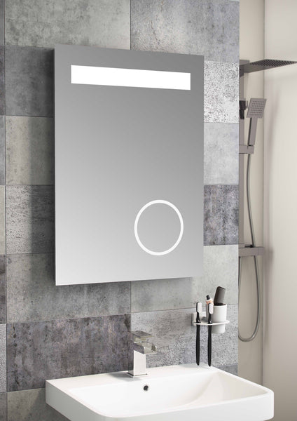 Kass LED Illuminated Mirror