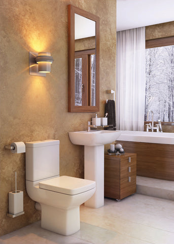 Capri Close Couple Toilet & Soft Closing Seat