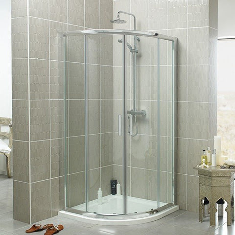 Titan Quadrant Full Shower Enclosure