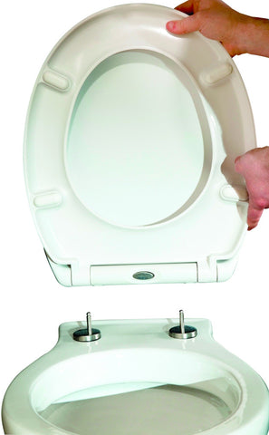 Fabulous Standard Shaped Toilet Seat Heavy Duty Machost Co Dining Chair Design Ideas Machostcouk
