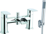 Brescia Waterfall Bath Shower Mixer