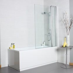 Titan Bath Extended Screen Angle Edge