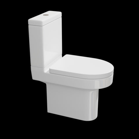 Veyron Close Couple Toilet & Soft Closing Seat