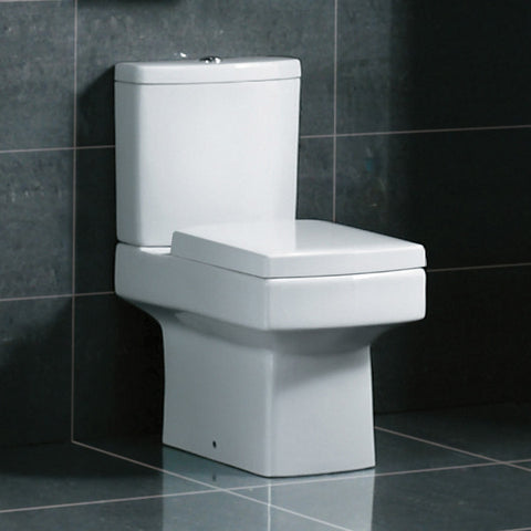 Lombardy BTW Toilet & Soft Closing Seat