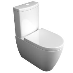 Italica Toilet & Soft Closing Seat