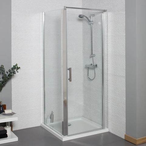 Tuscany Shower Enclosure Hinged Door