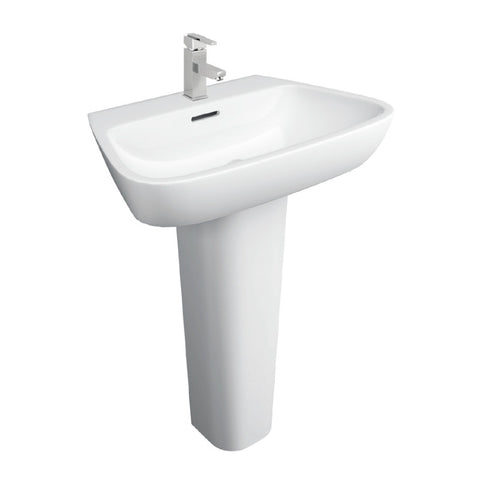 Tarifa 600mm Basin & Pedestal