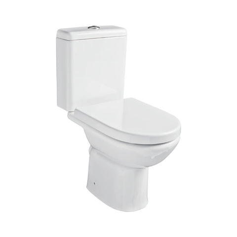 Forli Comfort Height Close Couple Toilet & Soft Closing Seat