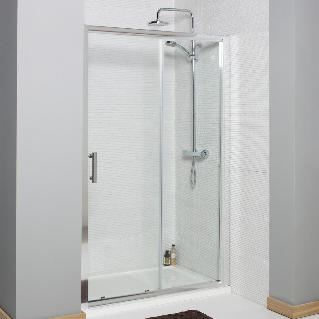 SHOWER ENCLOSURES – Titan Bathrooms