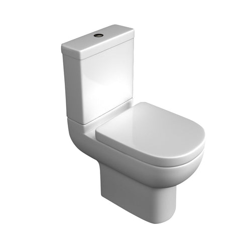 Orion Close Couple Toilet & Soft Closing Seat