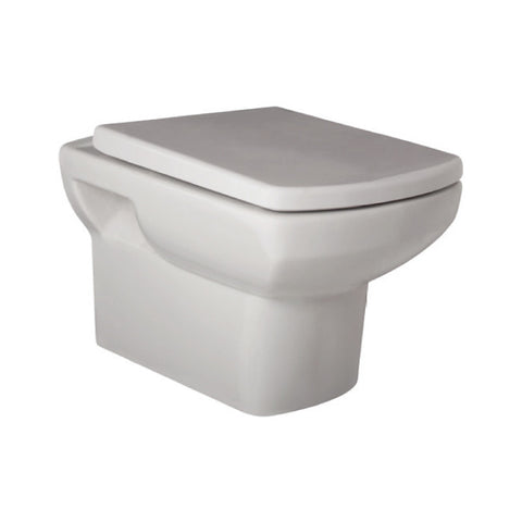Ravenna Wall Hung Toilet & Soft Closing Seat