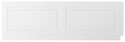 Ayton Bath Panel White